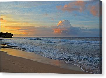 Kauai Morning Light Canvas Print