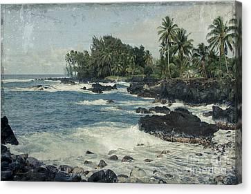 Keanae  Canvas Print by Sharon Mau