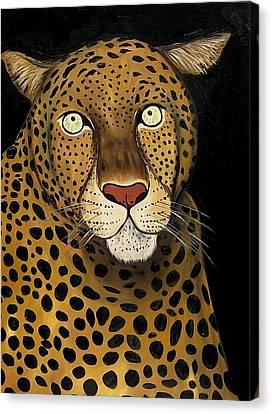 Keeping It Wild Canvas Print