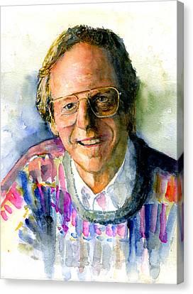 Ken Kragen Canvas Print by John D Benson