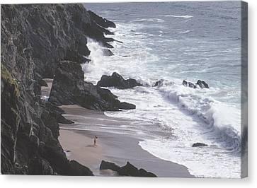 Kerry Beach Canvas Print