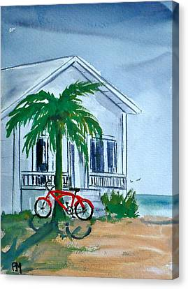 Keyless Canvas Print by Pete Maier