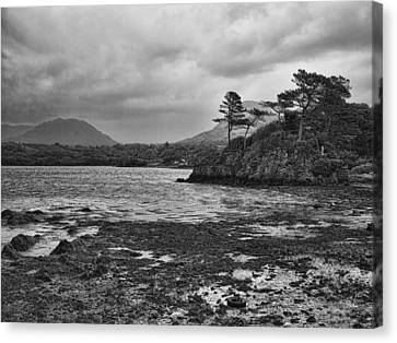 Canvas Print featuring the photograph Killarney Lake by Hugh Smith