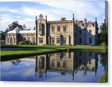 Kilruddery House And Gardens, Co Canvas Print by The Irish Image Collection