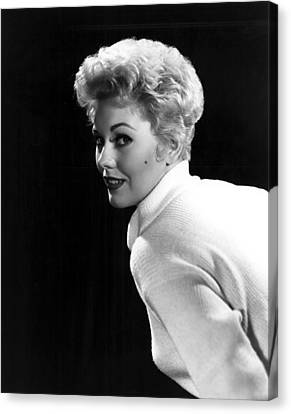 Kim Novak, 1955 Canvas Print by Everett