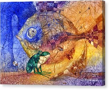 King-fish Canvas Print by Svetlana and Sabir Gadghievs