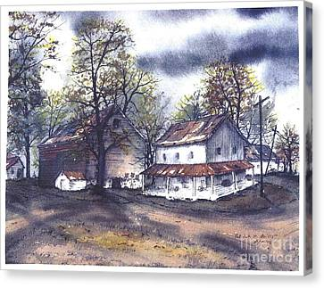Kinkead Farm Canvas Print