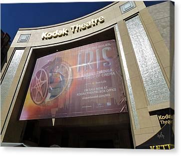 Kodak Theatre Canvas Print