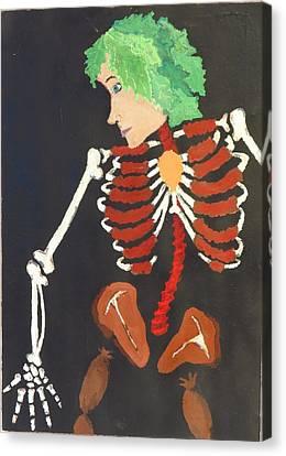 Koolaid 1 Canvas Print by Darien Wendell