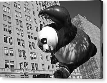 Kung Fu Panda Canvas Print
