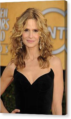Kyra Sedgwick At Arrivals For 17th Canvas Print