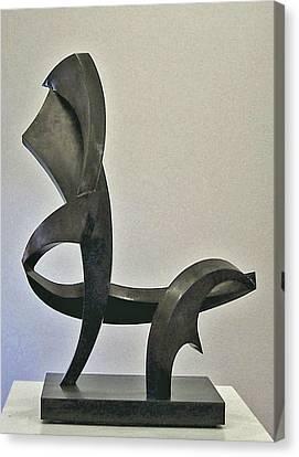 La Chaise Canvas Print by John Neumann