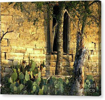 La Hacienda Canvas Print by Joe Jake Pratt