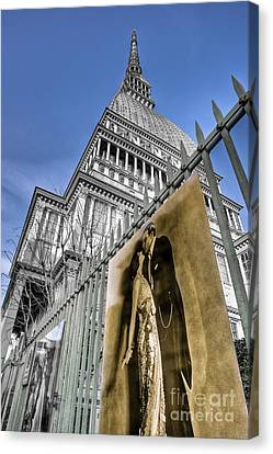 La Mole Antonelliana Canvas Print