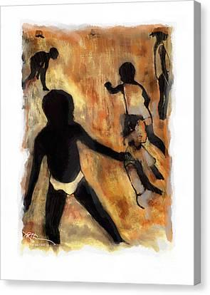 Labadee Beach Haiti Canvas Print by Bob Salo