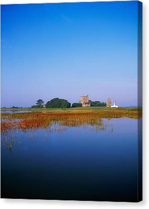 Ladys Island, Co Wexford, Ireland Canvas Print by The Irish Image Collection