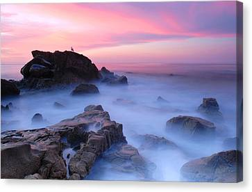 Laguna Beach Sunrise Canvas Print