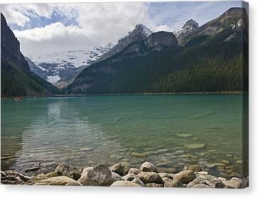 Lake Louise - 1274 Canvas Print