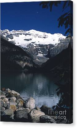 Lake Louise II Canvas Print by Sharon Elliott