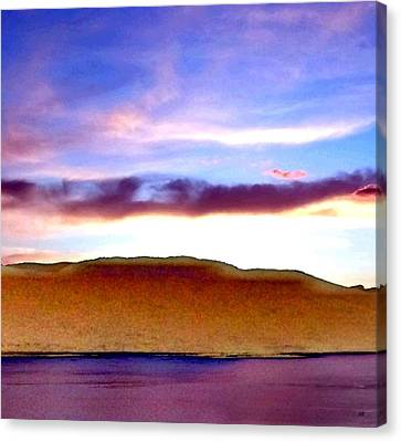 Lake Okanagan Reverie Canvas Print