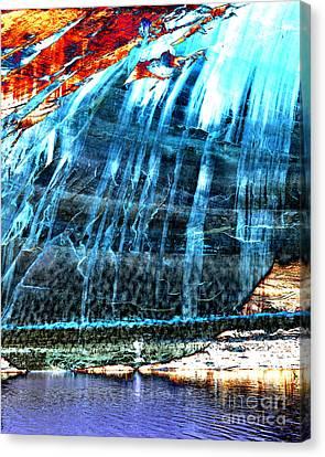 Lake Powell Reflection Canvas Print