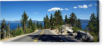 Lake Tahoe Canvas Print