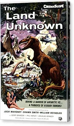 Land Unknown, The, Shawn Smith, Jock Canvas Print by Everett