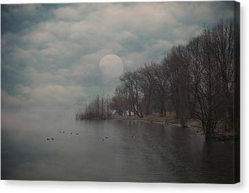 Landscape Of Dreams Canvas Print by Joana Kruse