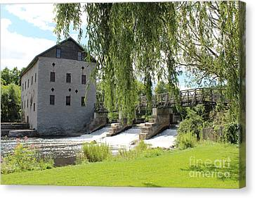Lang Mill Canvas Print
