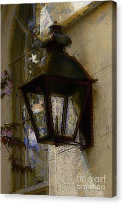 Lantern 11 Canvas Print by Donna Bentley