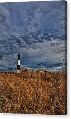 Late Afternoon Drama Canvas Print by Rick Berk