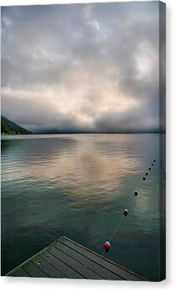 Leading Edge I Canvas Print by Steven Ainsworth