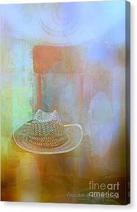 Left Behind Canvas Print by Fania Simon