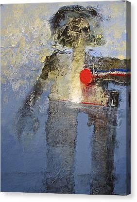 Leon Neepo Canvas Print by Cliff Spohn