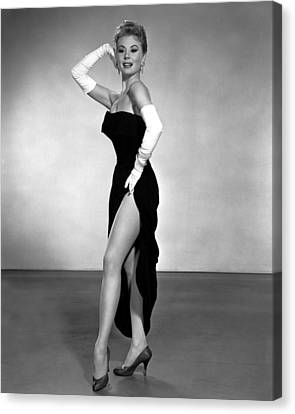 Les Girls, Mitzi Gaynor, 1957 Canvas Print by Everett