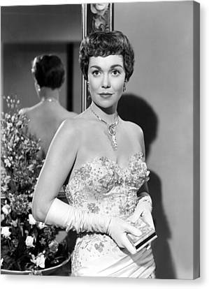 Lets Do It Again, Jane Wyman, 1953 Canvas Print by Everett