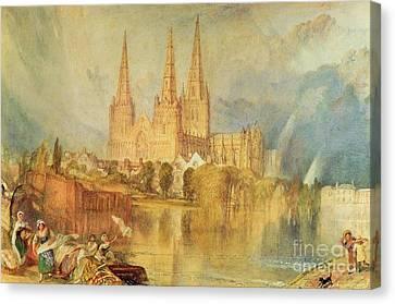 Lichfield Canvas Print