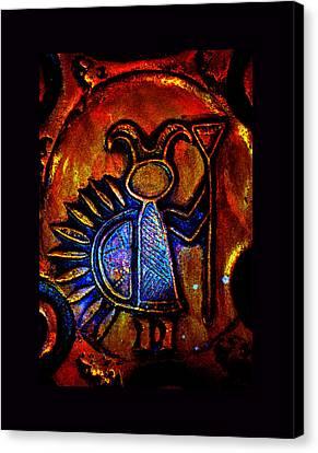 Light Bringer Canvas Print by Susanne Still