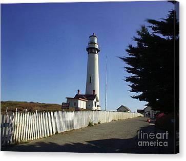 Light House  Canvas Print by The Kepharts