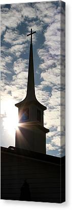 Canvas Print featuring the photograph Light by Kume Bryant