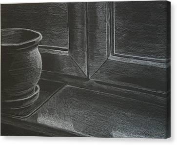 Light Canvas Print by Morka Mold