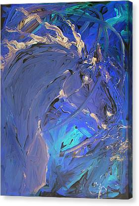 Lightening 2 Canvas Print