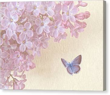 Lilac Canvas Print by Sharon Lisa Clarke