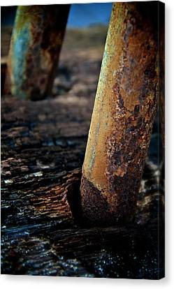 Listing Canvas Print by Odd Jeppesen