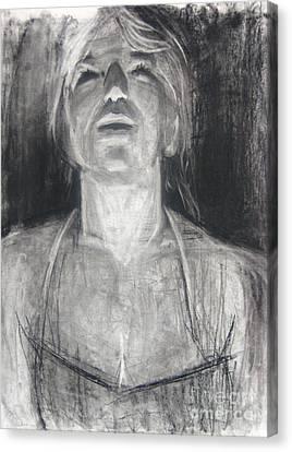 Lit Canvas Print