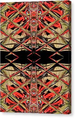 Lit0911001005 Canvas Print by Tres Folia