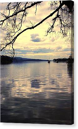 Loch Lommond Canvas Print