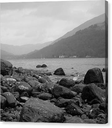 Loch Long 2 Canvas Print by Michael Standen Smith