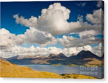 Loch Torridon Canvas Print