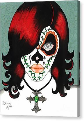 Lolita Canvas Print by B Marie